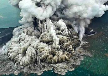 Meledak 99 Kali, Ini Status Anak Krakatau dalam Rangkaian Peristiwa Tsunami Selat Sunda!