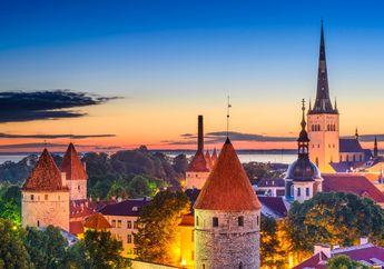 Belajar dari Estonia, Negeri Kecil dengan Pemerintahan  Full Digital