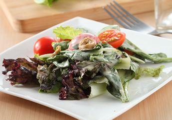 Resep Membuat Mix Vegetables With Cheese Dressing, Sarapan Praktis yang Tidak Akan Bikin Gendut