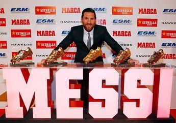Bawa Barcelona Menang Atas Leganes, Lionel Messi Ukir Sejarah Baru