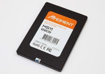 Moment MS11 120 GB: Tawarkan SSD yang Lebih Gegas dan Terjangkau