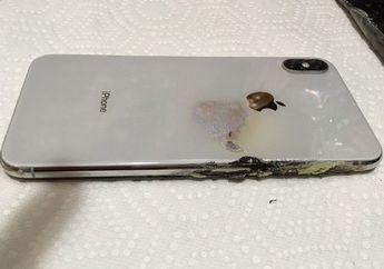iPhone XS Max Terbakar dan Meledak di Saku Pengguna