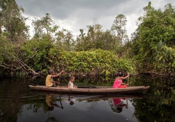 Suku Anak Dalam Batin Sembilan: Lebih Terbuka dan Memiliki Harapan