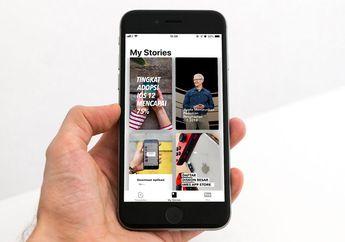 Review Mojo, Bikin Video Stories Mudah dan Hasil Mewah