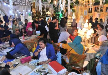 2019 Ganti Status, Jangan Lupa Mampir ke 6th Bekasi Wedding Exhibition, ya!
