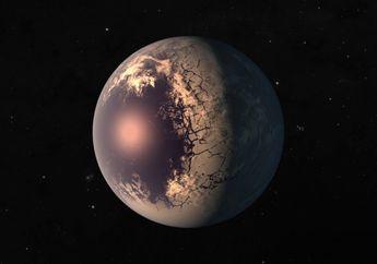 Mengenal Planet Bola Mata yang Memiliki Sisi Panas dan Dingin Ekstrem