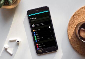 Kenapa Tidak Ada Dark Mode di iOS?