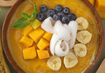 Resep Membuat Tropical Coco Smoothies, Dessert yang Tak Cuma Sehat Tapi Juga Nikmat