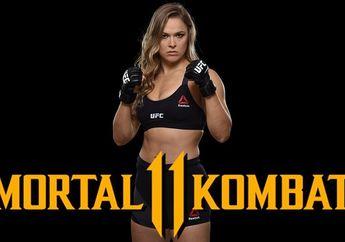 Mantul! Ronda Rousey Bakal Ngisi Suara Game Mortal Kombat 11