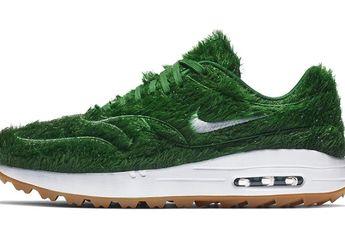 Nike Rilis Air Max 1 yang Terbuat dari Material Seperti Rumput Golf. Minat?