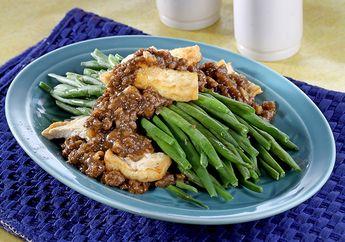 Resep Buncis Siram Daging Tahu, Dari Bahan Sederhana, Bisa Jadi Hidangan Super Lezat