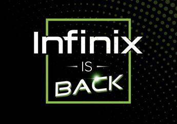 Saingi Negara-negara Afrika, Infinix Indonesia Siapkan 3 Produk Baru