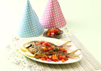 Cuma 35 Menit, Sajikan Ikan Bakar Dabu-Dabu yang Lezat Ini, yuk!