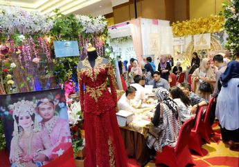6th Bekasi Wedding Exhibition Sukses Digelar dengan Tema Fairytale