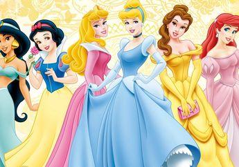 Ini Gaya 9 Karakter Disney Pakai Kimono. Snow White Super Elegan!
