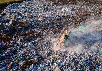Dari Plastik Hingga Puntung Rokok, Ini 5 Jenis Sampah Terbanyak di Bumi
