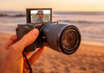 Kamera Mirrorless Sony a6400 Punya Layar Selfie 180 Derajat, Harganya?