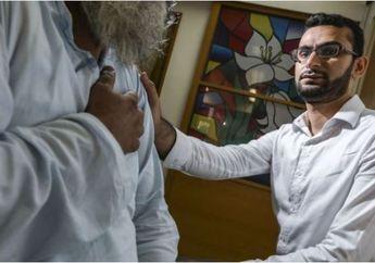 Pria Ini Tidak Pernah Mengetahui Sakitnya Hanya karena Tidak Paham Bahasa yang Dikatakan Dokternya