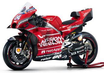 Ternyata, Ini Alasan Tim Ducati Pabrikan, Sok Pamer Audi Sport Segala