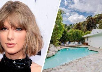 Dicap Playgirl Sejati, 8 Properti Mewah Taylor Swift Ini Bikin Melongo