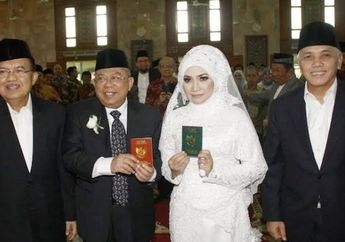 Istri dari Pernikahan Kedua Hingga Seorang Perawat, Ini Dia 5 Fakta Istri Ma'ruf Amin