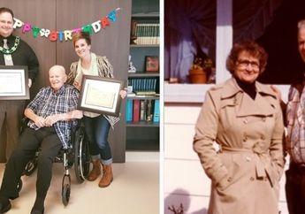 Memiliki Istri yang Baik adalah Rahasia Panjang Umur Pria Berusia 108 Tahun Ini