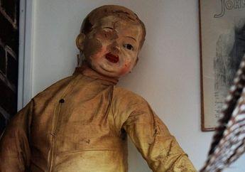 Kisah 'Charley The Haunted The Doll', Boneka Misterius dengan  Kisah Mengerikan di Baliknya