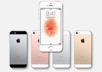 Apple Jual iPhone SE dengan Harga Murah, Mulai Dari Rp4 Jutaan