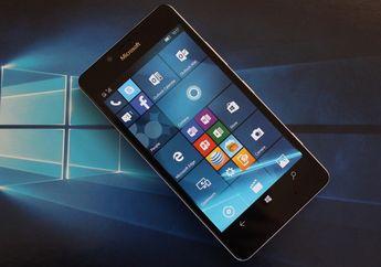 Kalah Bersaing dengan Android, Microsoft Hentikan Windows 10 Mobile