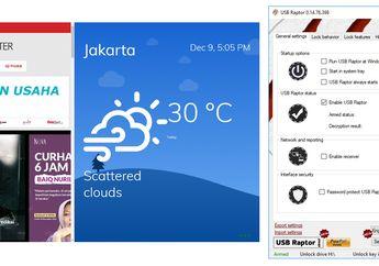 Aplikasi Pilihan untuk Windows: Pickcel Digital Signage dan USB Raptor