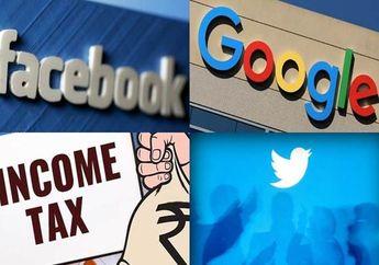 Uni Eropa Mulai Pajaki Google, Facebook dkk pada Maret Tahun ini