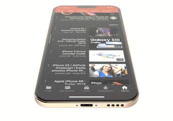 (Video) Konsep iPhone 11 dengan Port USB-C, 3 Kamera dan Touch-ID di Layar
