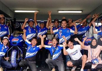Dua Tim Balap Senior Yamaha Hengkang, Bagaimana Nasib Tim HDS Racing?