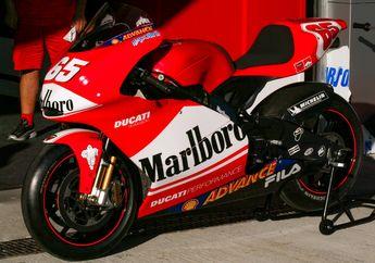 Berubah Banget, Motor Ducati 17 Tahun Di MotoGP, Sekali Juara Dunia
