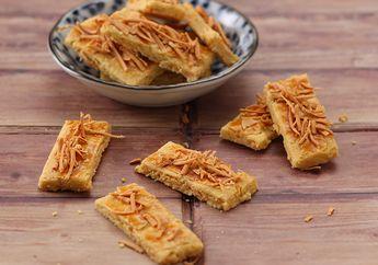Resep Kue Kering Imlek, Renyahnya Kastengel Klasik yang Pasti Langsung Diserbu Keluarga
