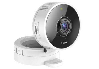 D-Link DCS-8100LH: IP Camera dengan Desain Unik serta Lensa Lebar