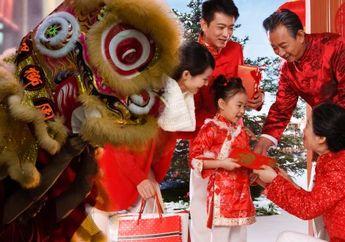 Imlek 2019: Mengintip Arti Tradisi Unik Warga Tionghoa Saat Tahun Baru, dari Main Kembang Api Hingga Makan Jeruk