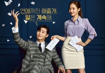 Live Streaming Drama What's Wrong With Secretary Kim Episode 8, Young Joon Ajak Mi So Makan Malam Berdua