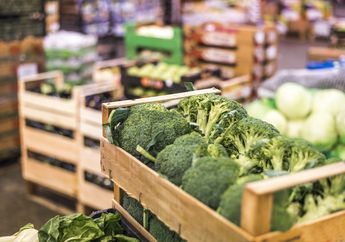 Wow!  4 Sayuran Ini Aman Dikonsumi Bagi Para Penderita Diabetes