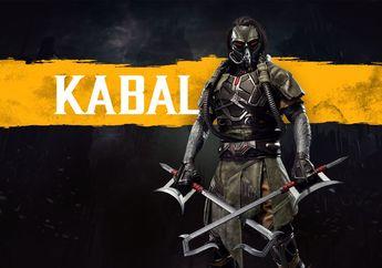 Asik! Kabal Dikonfirmasi Jadi Karakter Fighter di Mortal Kombat 11