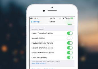 Pengaturan Privasi di Safari iOS 12.2 Beta Mengancam Web Berbasis AR/VR
