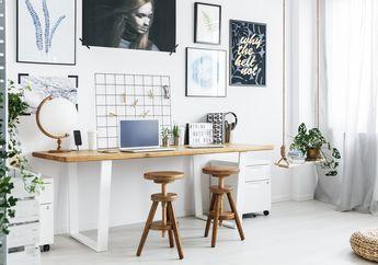 4 Manfaat Letakkan Tanaman di Ruang Kerja, Tingkatkan Produktivitas Salah Satunya