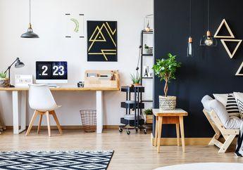 8 Inspirasi Desain Ruang Kerja di Rumah, Cocok untuk Generasi Milenial