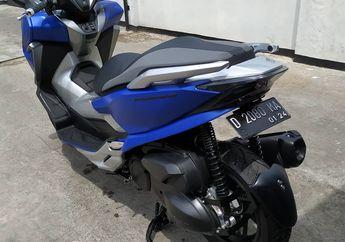 Modal Rp 250 Ribu, Bokong Seksi Honda Forza Makin Berisi Cuy...