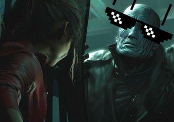 Kocak! Ada Mod Spesial Saat Bertemu Mr. X di Resident Evil 2 Remake