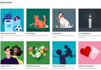 Hari Valentine : Cara Buat Video Kumpulan Foto Bareng Pacar di Google Photos, Bikin Pasanganmu Meleleh!