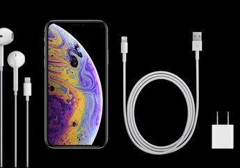Aksesoris Bawaan iPhone di 2019 Tetap Gunakan Kabel Lightning dan Charger 5W