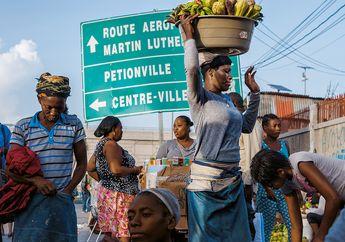 FOTO: Jalanan Sang Pejuang Kulit Hitam, Martin Luther King