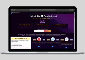 Paket Diskon Aplikasi Mac dari BundleHunt, Mulai $5 Saja!