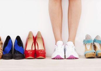 Suka Memakai Sepatu di Dalam Ruangan? Inilah 3 Bahaya yang Mengintaimu